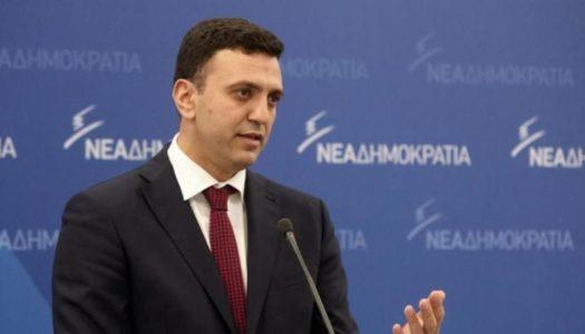 Β. Κικίλιας: Η Ελλάδα θα συνεχίσει να δέχεται επισκέπτες από τις Η.Π.Α. έως το τέλος της τουριστικής περιόδου 2021