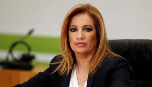 Δήλωση του Προέδρου του ΤΕΕ για την απώλεια της Φώφης Γεννηματά