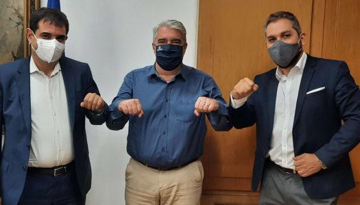 Συνάντηση Hellenic Seaplanes – Υπουργείου Αγροτικής Ανάπτυξης