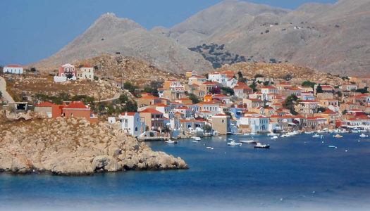 The House of Europe in Rhodes : Σε ένα μοναδικό χώρο πραγματοποιήθηκε η εκδήλωση για τη Βιώσιμη Ανάπτυξη στη Χάλκη