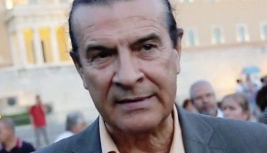 Συλλυπητήρια του Προέδρου της Βουλής Kων/νου Τασούλα για τον θάνατο του πρώην αντιπροέδρου της Βουλής Αναστάσιου Κουράκη
