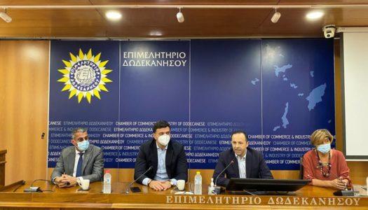 Β. Κικίλιας: Με στρατηγική, ομαδική προσπάθεια και σκληρή δουλειά, θα δούμε ακόμα καλύτερα αποτελέσματα στον ελληνικό τουρισμό